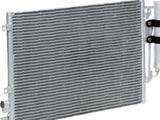 Рено Логан (renault logan ) Радиатор кондиционера, бу